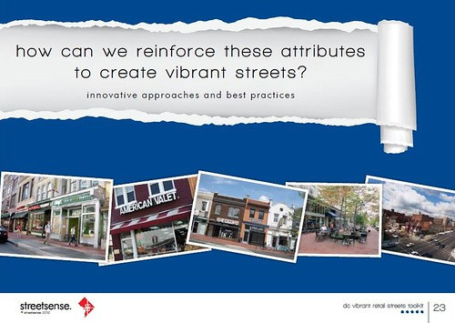 How can we reinforce these attributes to create vibrant streets?