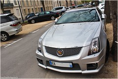 2010 - [Cadillac] CTS-V Coupé - Page 3 7077652267_9a156713f0_m