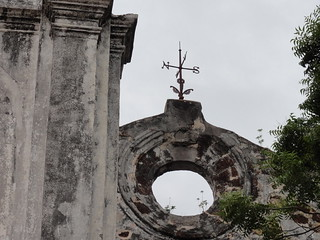 Ruin's of St. Paul's Church, Melaka