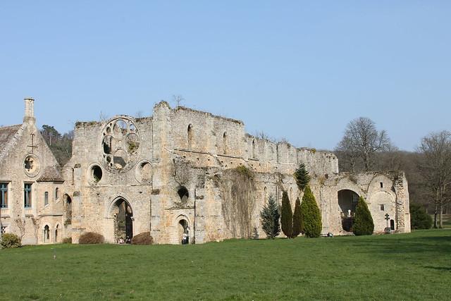 Vaux de Cernay