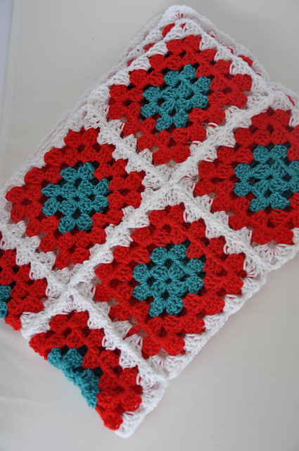 Squishy's First Blanket