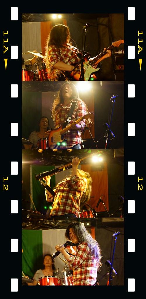 O.E. Gallagher live at Outbreak, Tokyo, 28 Apr 2012