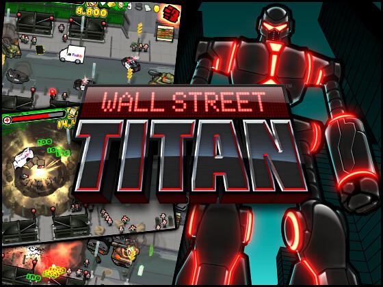 Wall Street Titan Kickstarter cover image