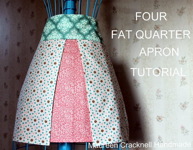 Flirty Fat Quarter Apron