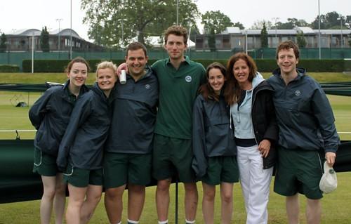 Wimbledon qualifiers 2012