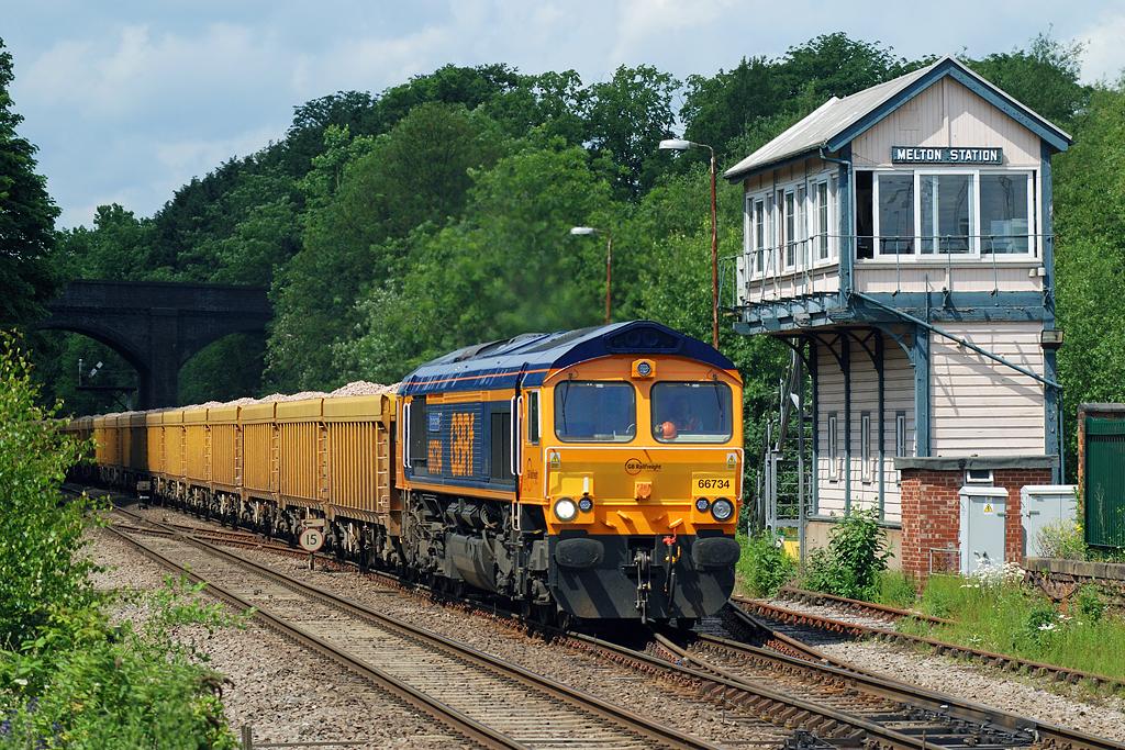 66734 6L24 Melton Mowbray 200612