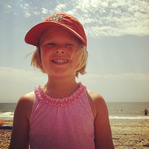 Becoming a professional beach bum!