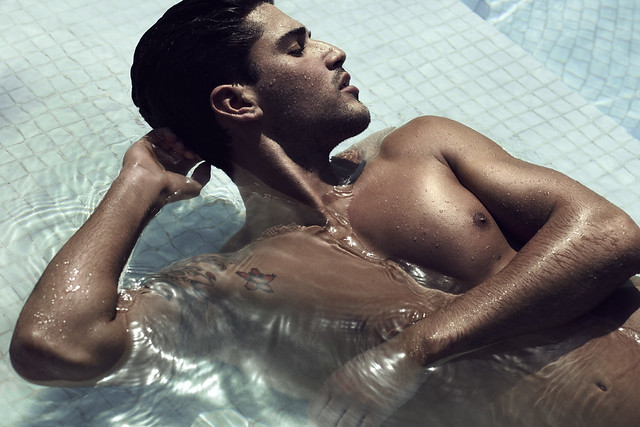 Miguel Iglesias for HOM Beachwear Collection SS 2011 01