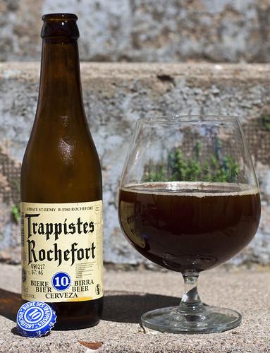 Review: Trappistes Rochefort 10 by Cody La Bière