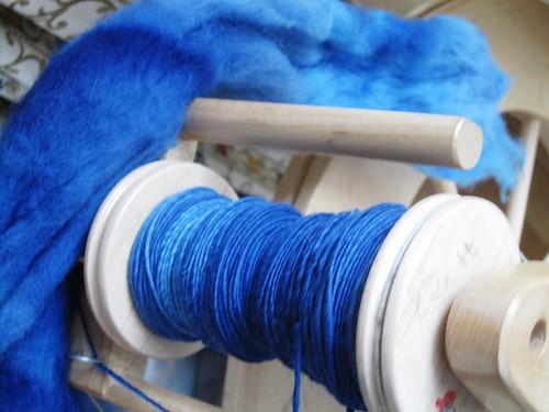 Coomassie Blue Targhee