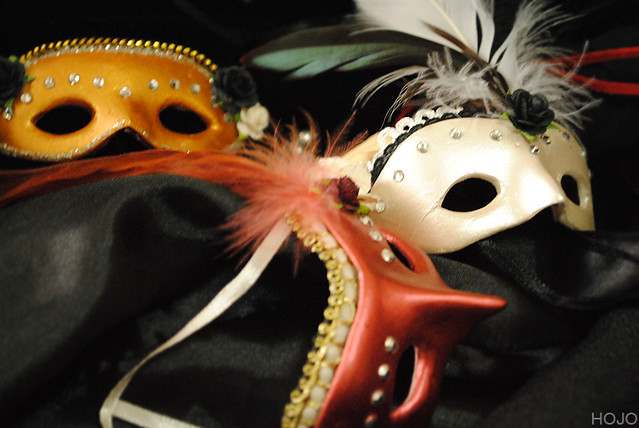 Masks & Feathers