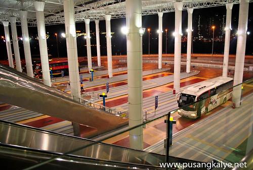 Terminal Bersepadu Selatan at Bandar Tasik Selatan (TBSBTS)