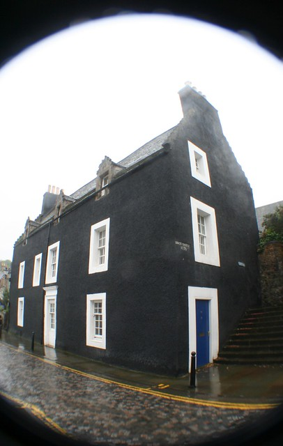 Black Castle, South Queensferry