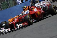 EUROPA F1 GRAND PRIX 2012
