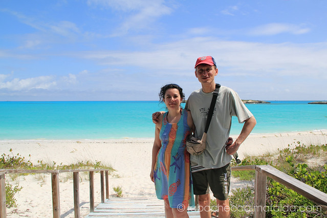 Tropic of Cancer Beach - Exuma, Bahamas