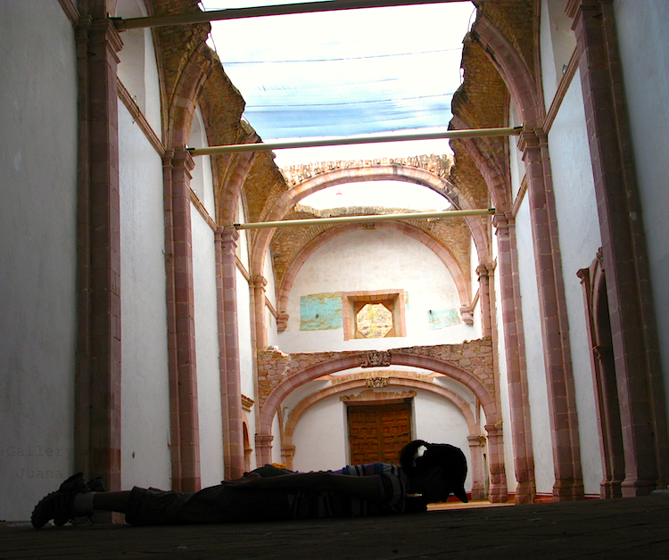 planking zacatecas exconvento san francisco
