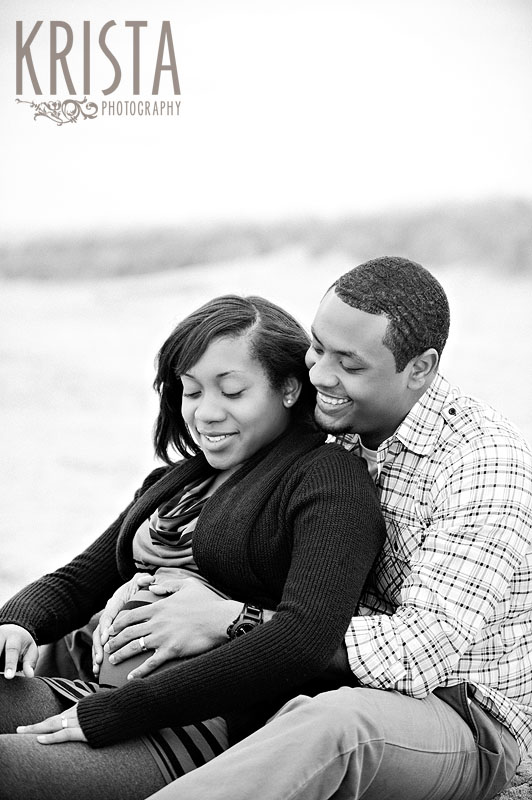 Maternity Portrait Session