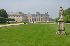 Château and gardens