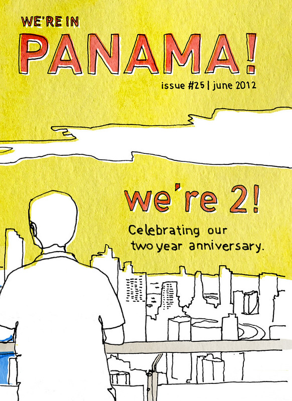 We´re in Panama, issue 25