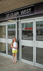 St. Clair West Station by Clover_1