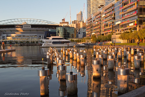 Melbourne Docklands