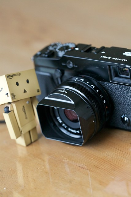 Review : X-Pro1 & SIGMA150mmMacro