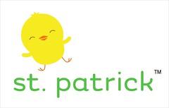 st patrick logo