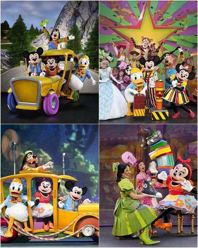 Disney Live September