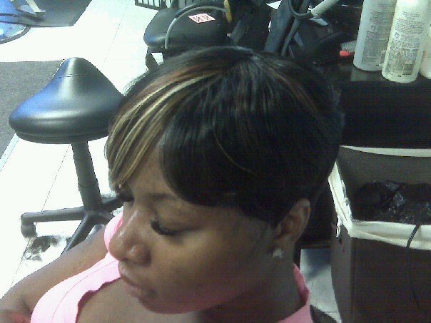 27 piece weave hairstyles pictures : 27 Piece Sew In Hairstyles