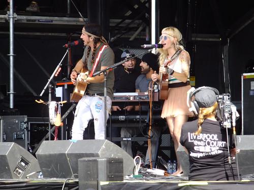 Walk Off The Earth at Ottawa Bluesfest 2012