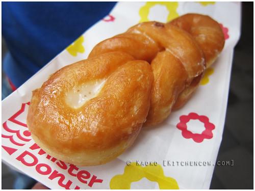 Mister Donut Twist