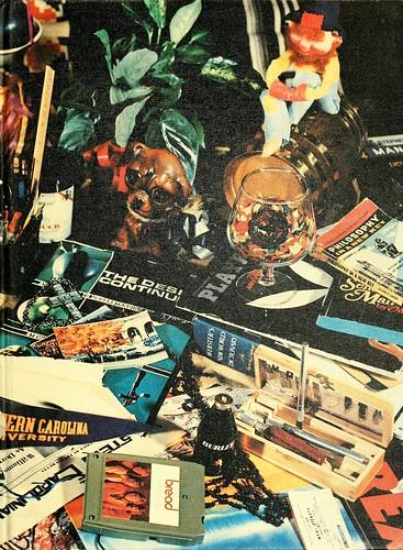1970s 8track wcu yearbooks annuals catamount westerncarolinauniversity