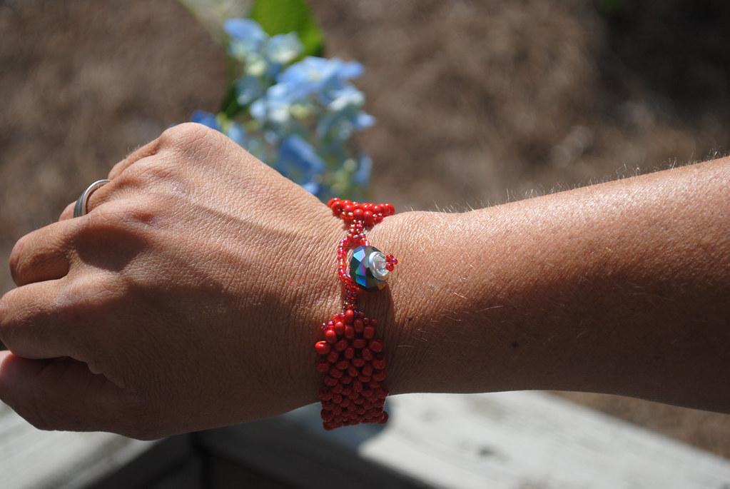 Elijah Rainbow Bracelet