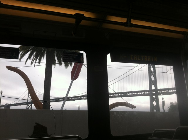 En Route to Photo Hack Day SF