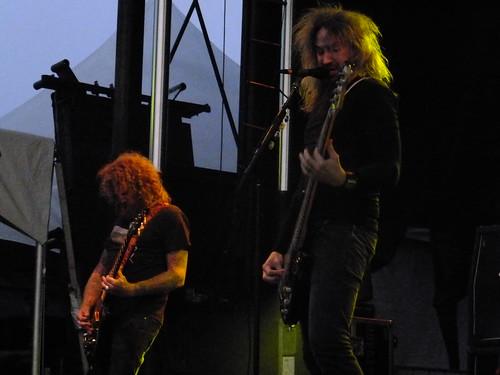 Mastodon at Ottawa Bluesfest 2012