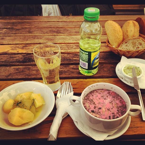 Вспоминая вкусный Минск