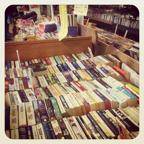 WPIR - used books galore