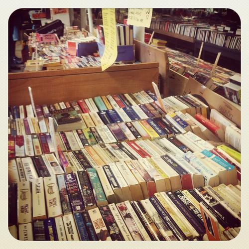 WPIR - used books galore