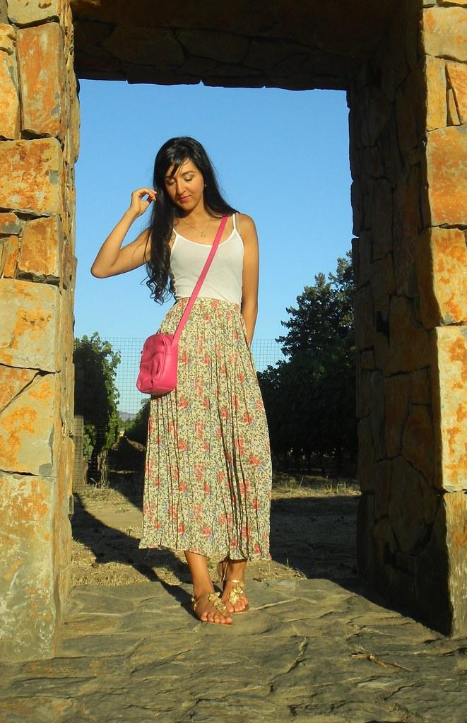 Floral Maxi Skirt_2