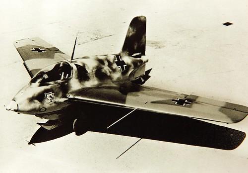 Messerschmitt, Me 163, Komet