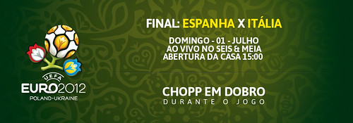 Banner - Euro 2012 by chambe.com.br