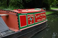 Canal photos series