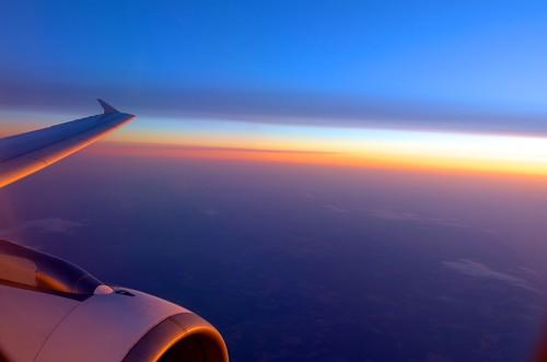 leica windows sunset sky clouds evening airbus airfrance x2 ericdemarcq