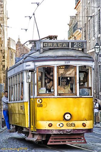 El 28, Lisboa IV by sairacaz