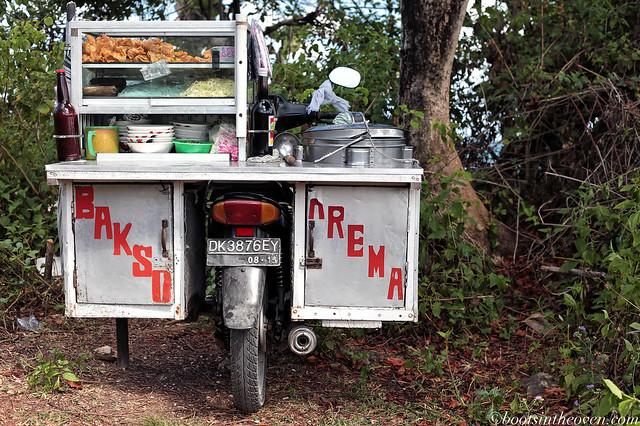 Soup truck