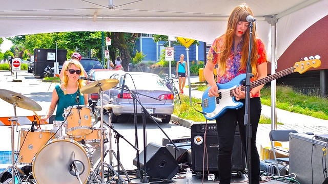 The Courtneys | Khatsahlano! Music + Art Festival