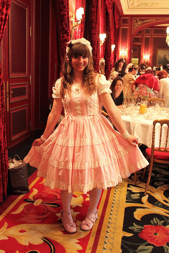 Tea Party Princess