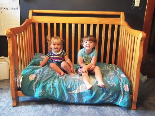 Toddler bed!