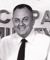 Dr. John Waltrip Named Glendale Community College President in 1975