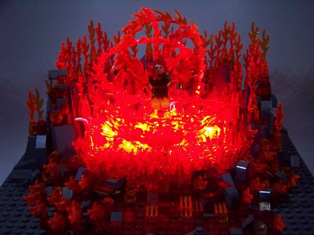LEGO - Marvel/SuperHeroes - Phoenix heats up...